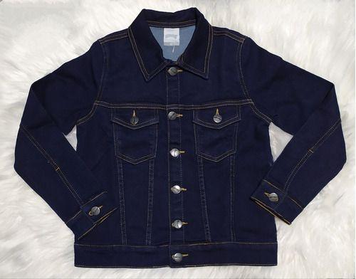 Jaqueta jeans infantil - Alakazoo