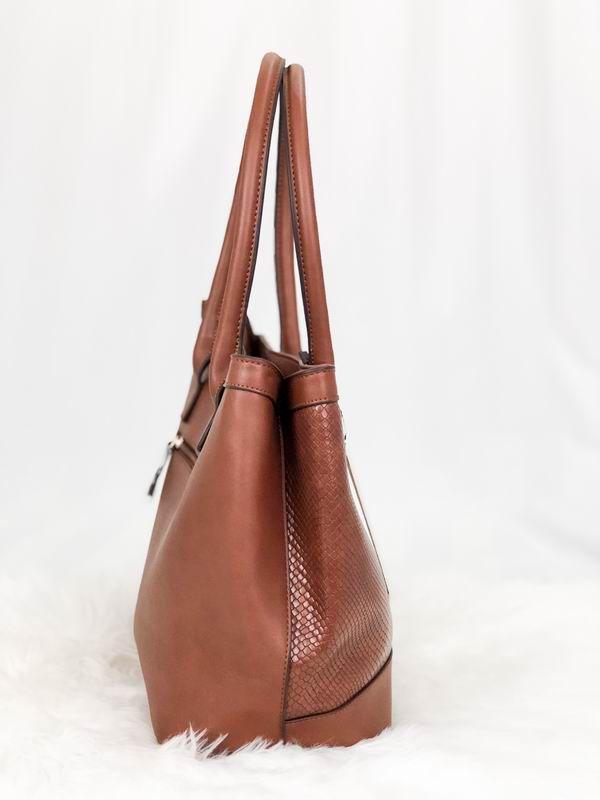 Bolsa Chenson shopper bag com Listras