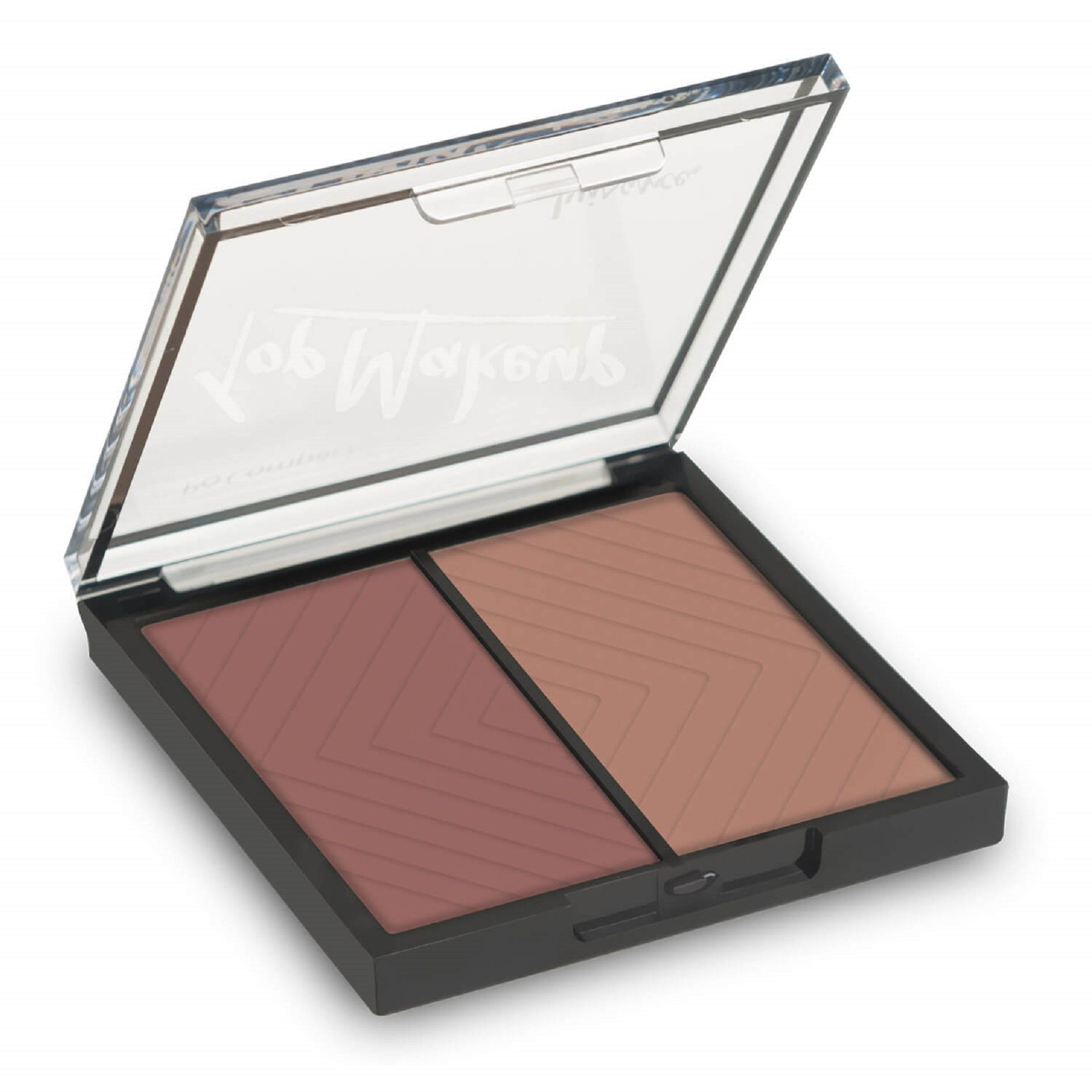 Estojo de Blushes Top Makeup Luisance - L1038 cor C