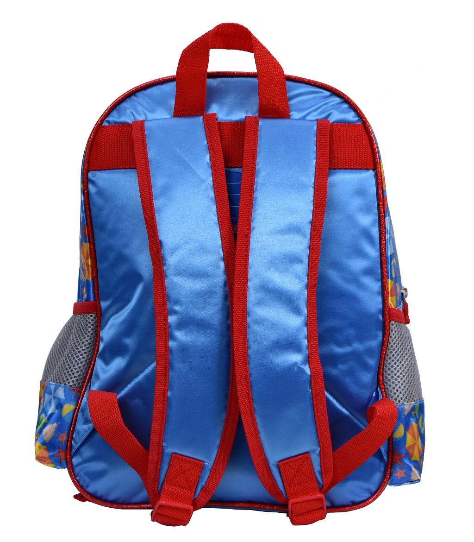 Mochila Infantil Escolar Menino Pocoyo Surfista - Azul