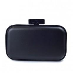 Bolsa Clutch Preto Fosco REF:M-37