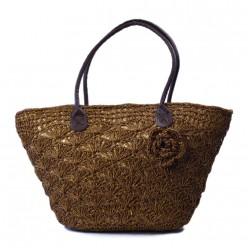 Bolsa de Praia Crochê REF:4000016730