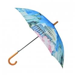 Guarda-chuva/Sombrinha Estátua da Liberdade e Casa Branca