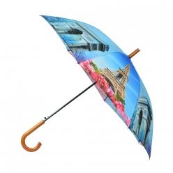 Guarda-chuva/Sombrinha Torre Eiffel e Arco do Triunfo