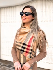PASHMINA BURBERRY INSPIRED REF:LM-H13