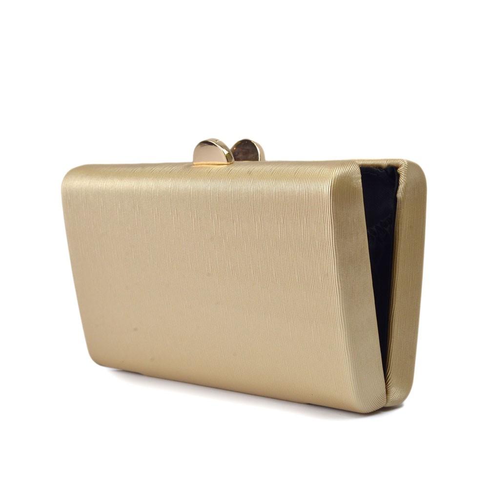 Bolsa Clutch Texturizada em Tecido REF:M-601