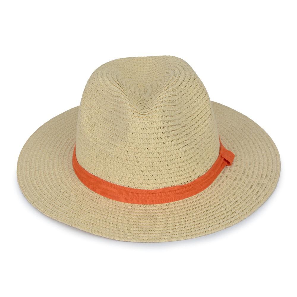 Chapéu de Praia Médio Diversas Fitas