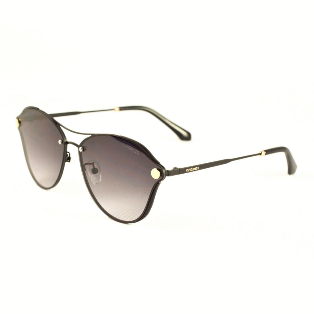 Óculos Solar Feminino Redondo Metal REF:17414