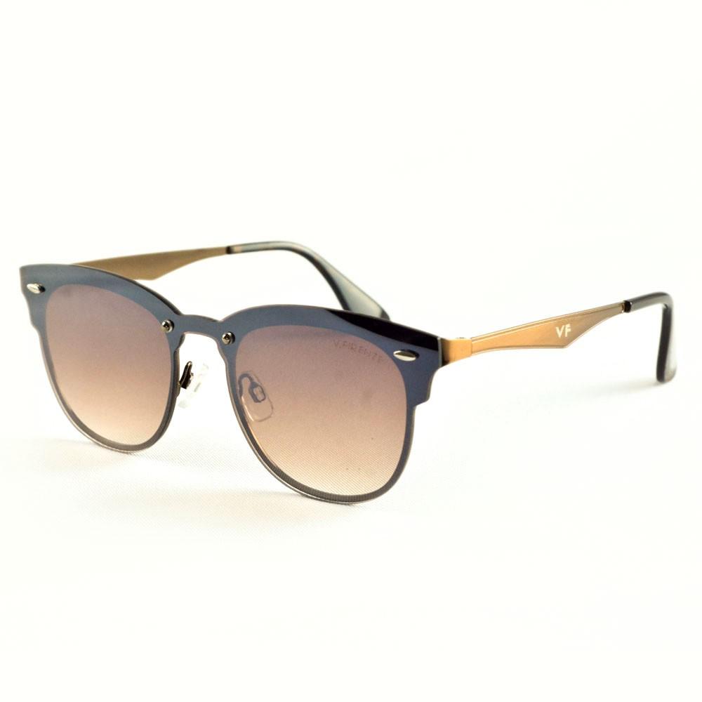 Óculos de Sol Feminino Lente Arredondada REF:B88408
