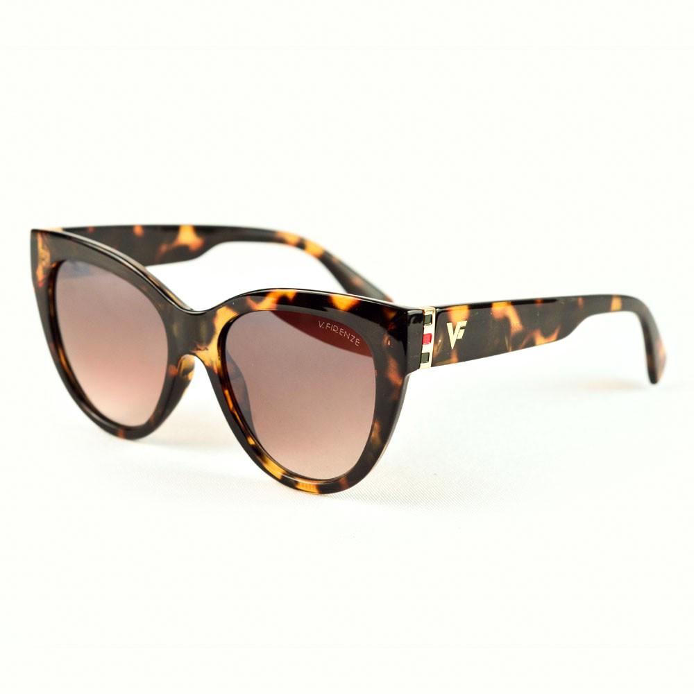 Óculos de Sol Feminino com Hastes Acentuadas REF:BB881448
