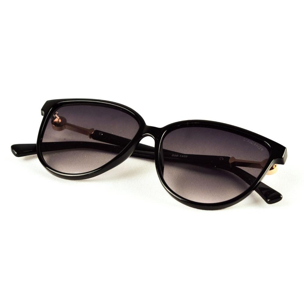 Óculos de Sol Feminino com Detalhes nas Hastes REF:BB881459