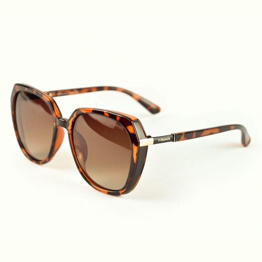 Óculos de Sol Feminino com Lentes Quadradas REF:TSH7078 C1
