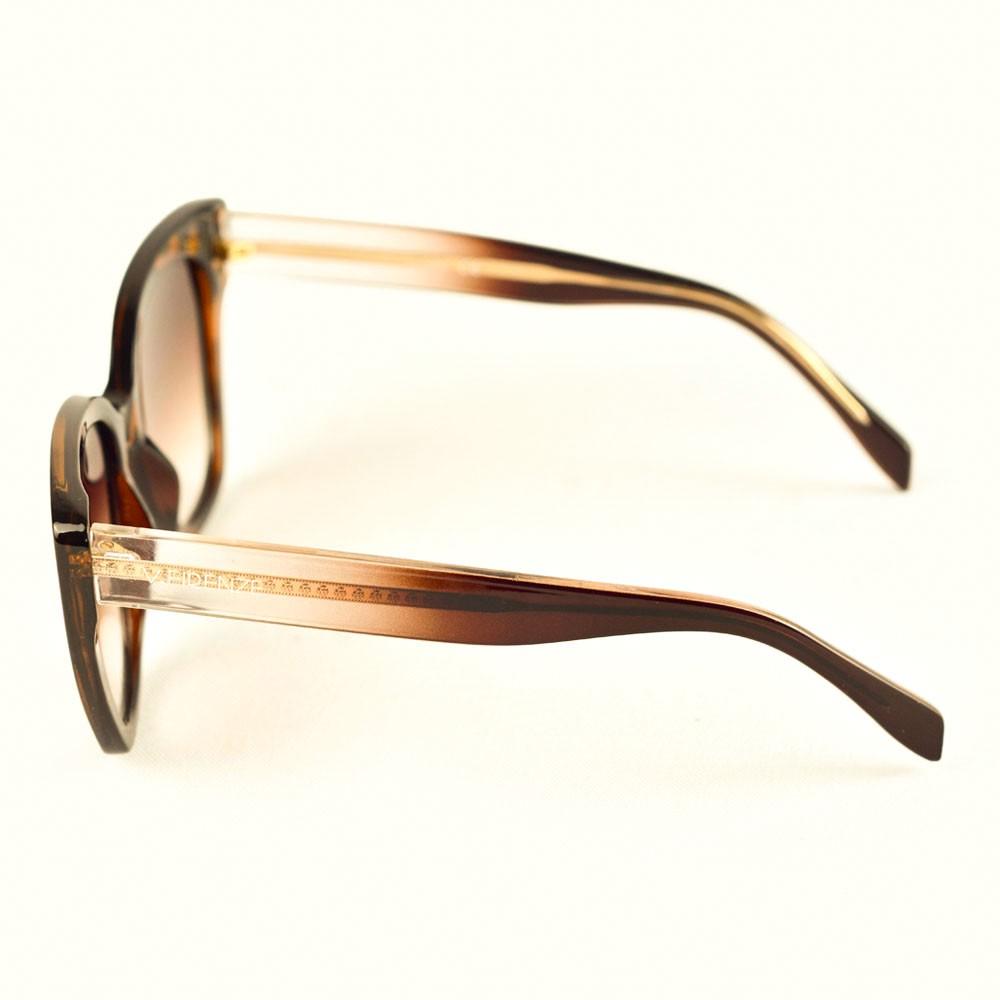 Óculos Solar Feminino Degradê REF:YC3302