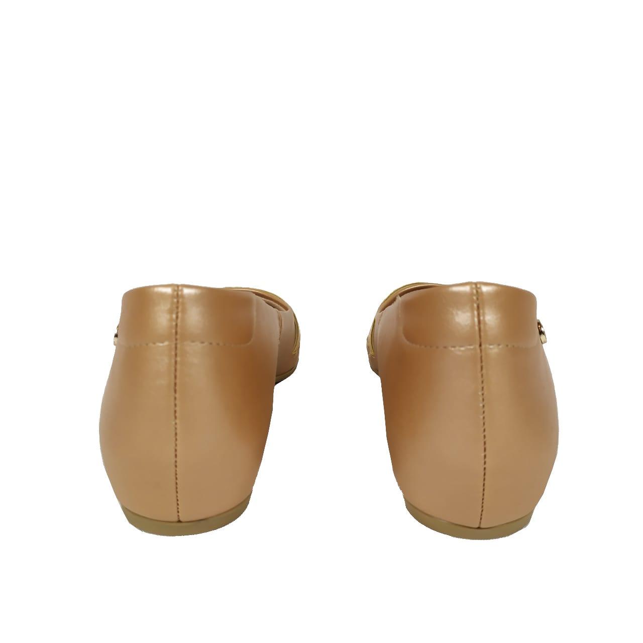 Sapatilha Confort com Salto Embutido REF:1260-055