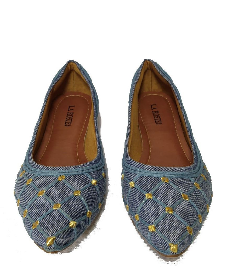 Sapatilha Jeans REF:3901