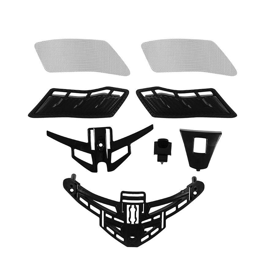 Kit Ventilação Completo SH-600 Shiro
