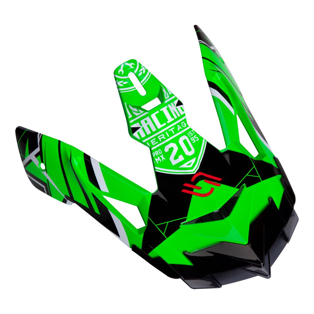 Pala Mx-917 Thunder III Verde Fluor