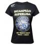 Camisa Vôlei Taubaté Bicampeão da Superliga Preta - Feminina