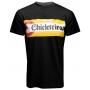 Camiseta Vôlei Chicleteiras Preta - Masculina