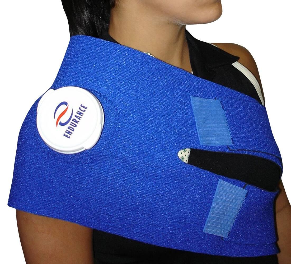 Bolsa de Gelo de Vôlei para Ombro Endurance