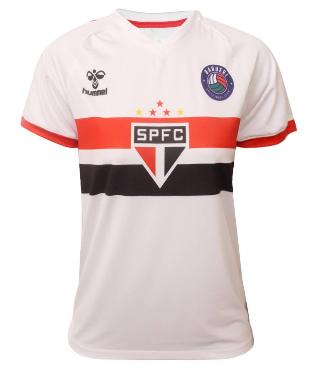 Camisa de Vôlei Barueri 2020/21 Branca - S/N° - Feminina