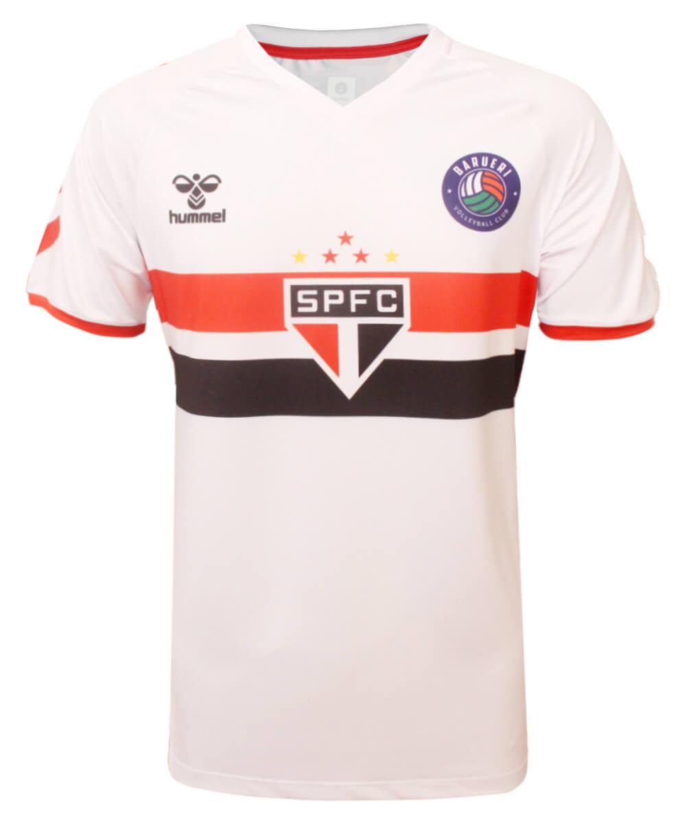 Camisa de Vôlei Barueri 2020/21 Branca - S/N° - Masculina