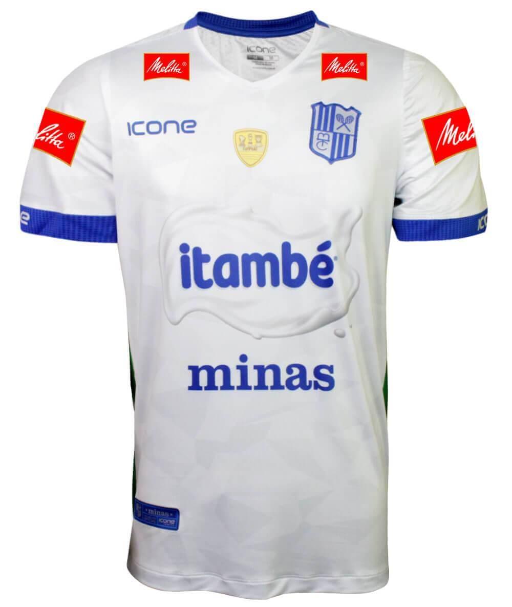 Camisa de Vôlei Itambé/Minas 2019/20 Branca - S/N° - Masculina