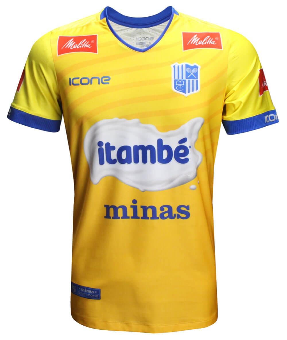 Camisa de Vôlei Itambé/Minas Brasil - S/N° - Masculina