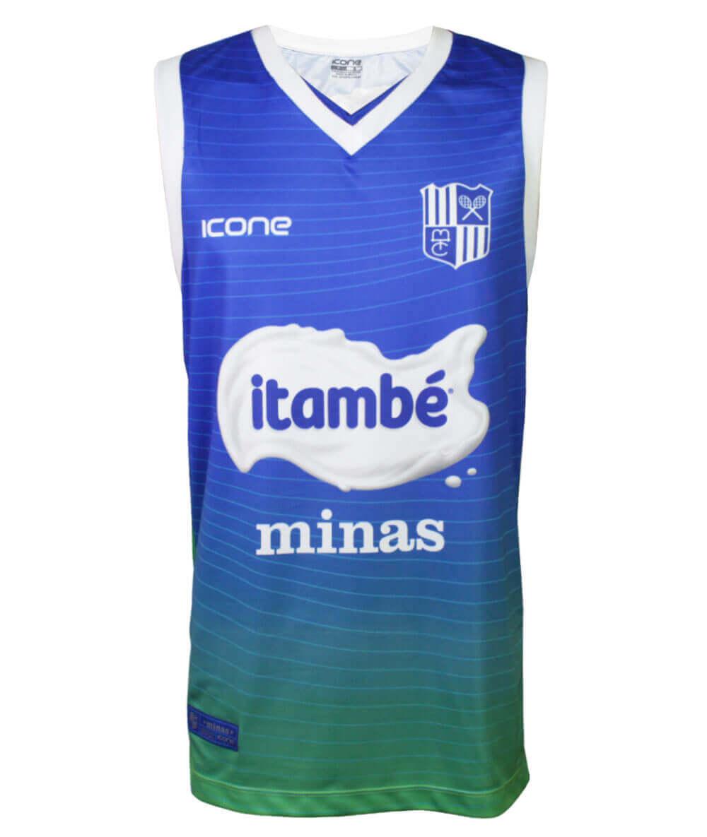 Camisa de Vôlei Treino Itambé/Minas 2019/20 - Masculina