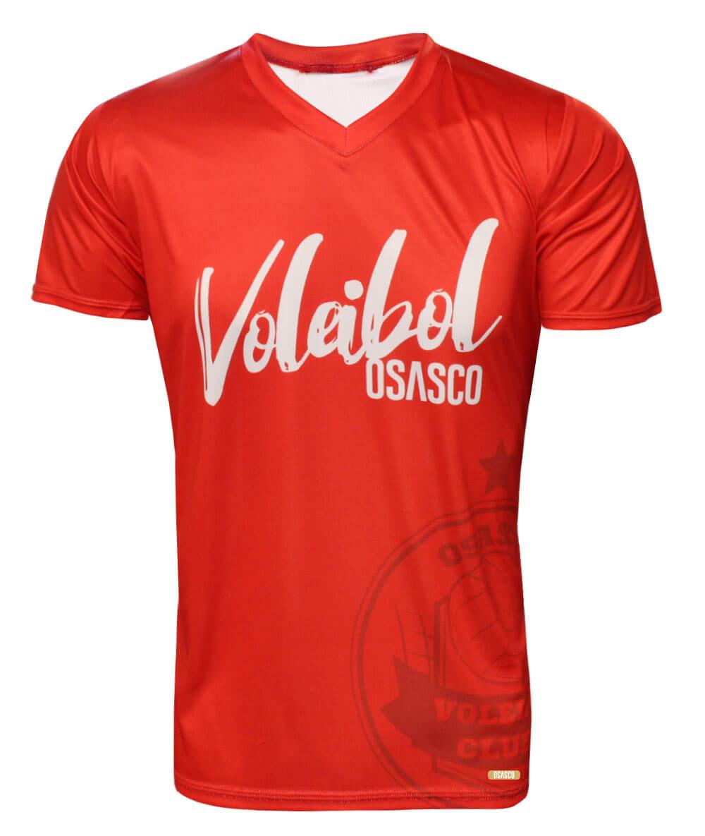 Camisa Osasco Voleibol Vermelha - Masculina