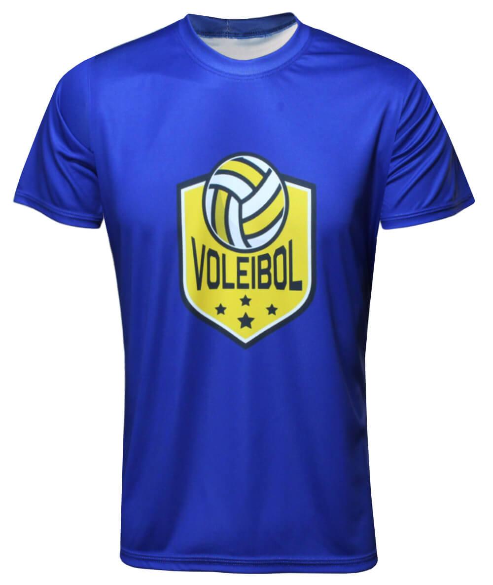 Camisa Voleibol 2021/22 Azul - Masculina