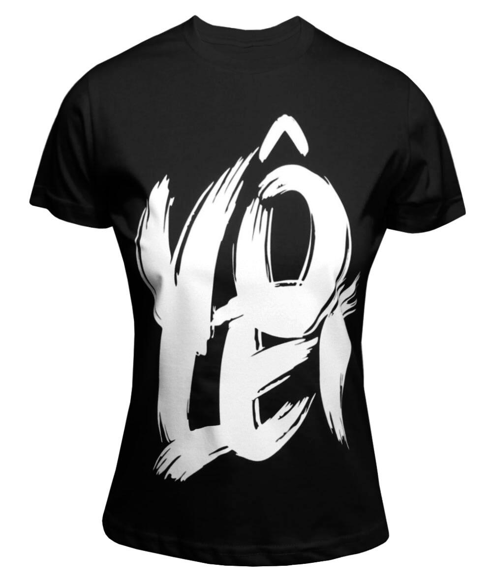 Camiseta Vôlei Preta - Feminina