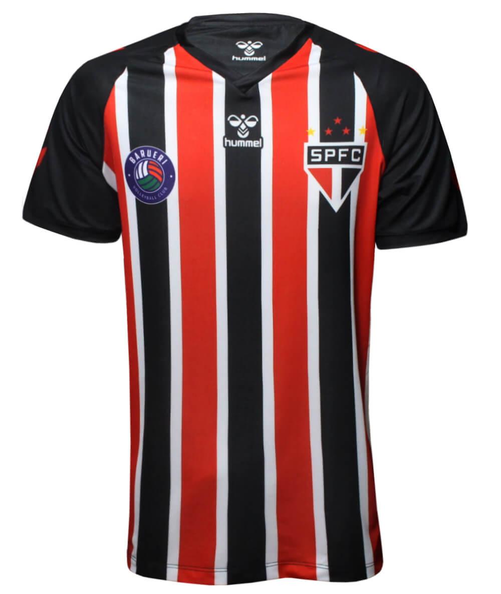 Camisa de Vôlei Barueri 2020/21 Tricolor - S/N° - Masculina
