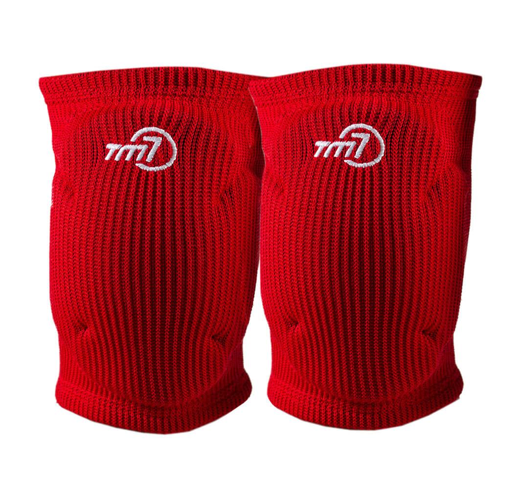 Joelheira para Vôlei TM7 - Vermelha