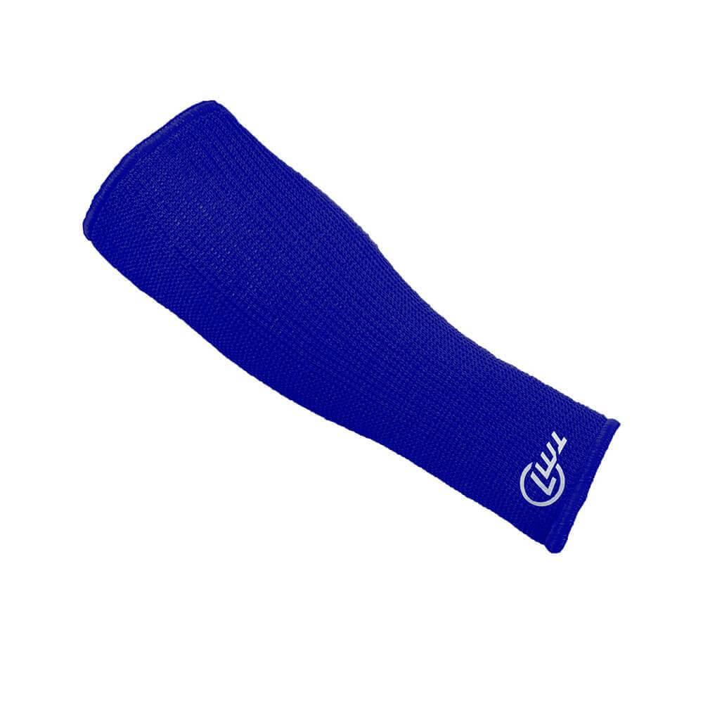 Manguito para Vôlei Brac Curto TM7 Sports - Azul (Marca no punho)