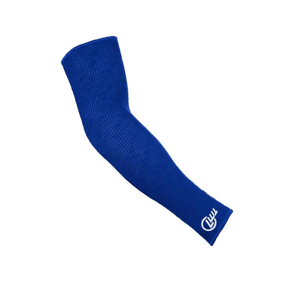 Manguito para Vôlei Brac Longo TM7 Sports - Azul (Marca  no punho)