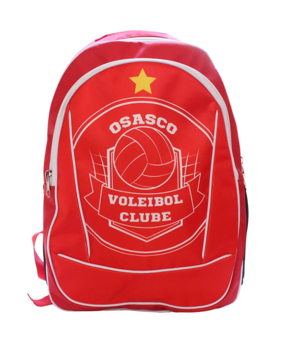 Mochila Osasco Voleibol Vermelha