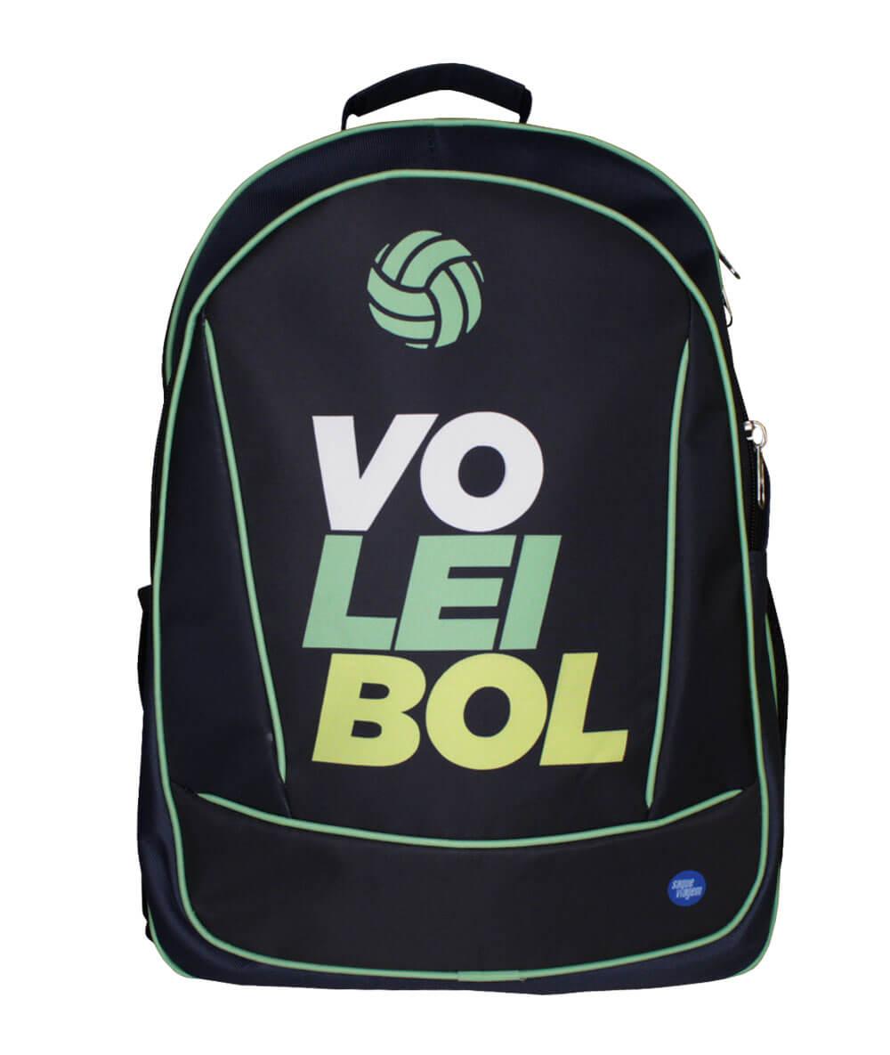 Mochila Voleibol Saque Viagem Marinho 2020/21