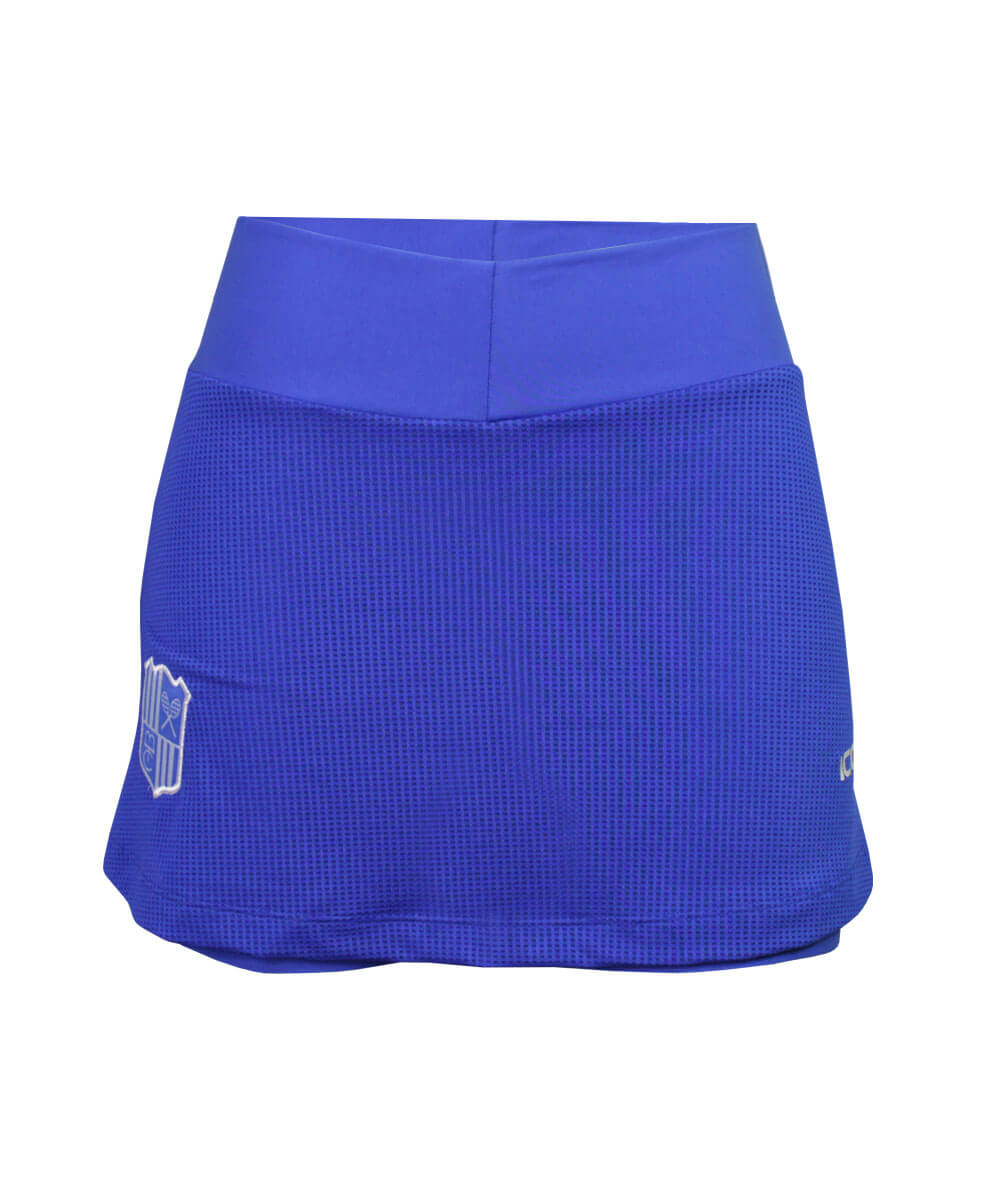 Short-saia de Vôlei Itambé/Minas 2019/20 Azul - Feminina