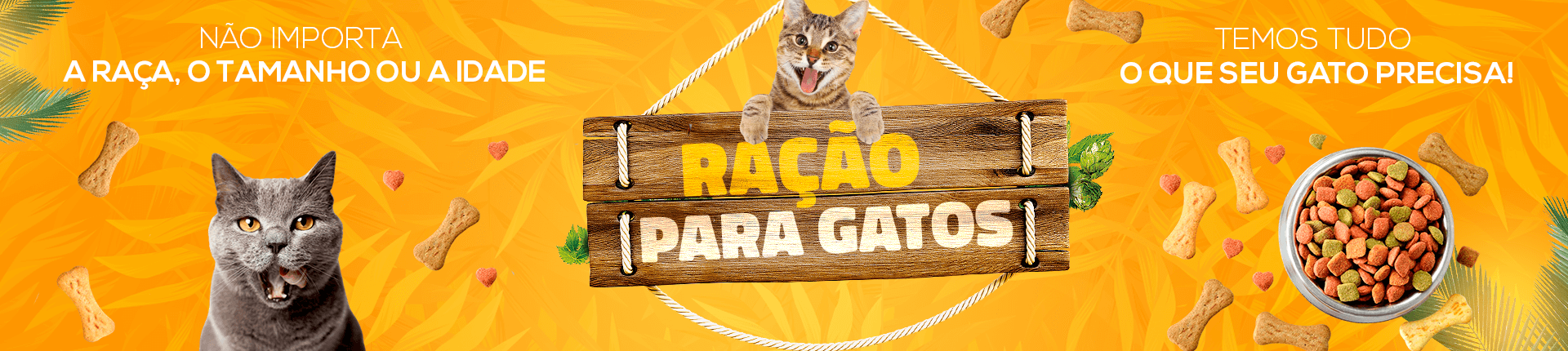 Racao Gato