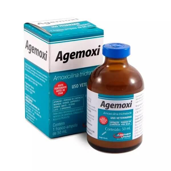 Agemoxi Injetável Agener 50ml
