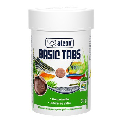 Alimento Alcon Basic Tabs
