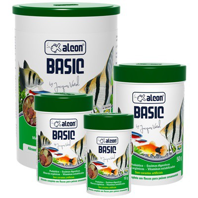 Alimento Alcon Basic