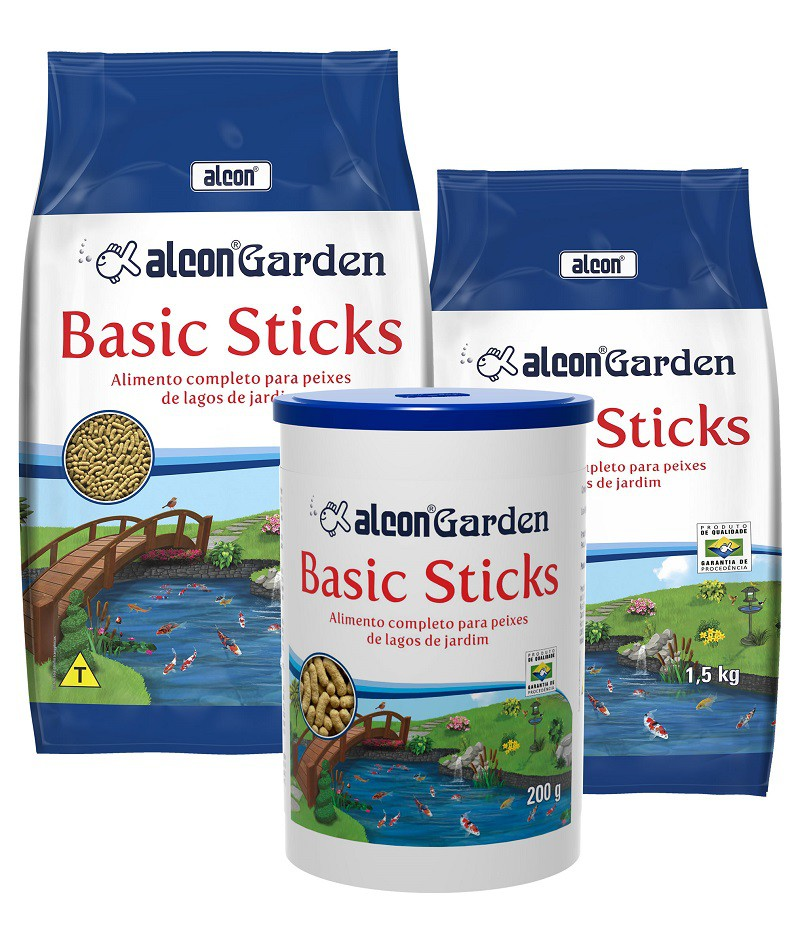 Alimento Alcon Basic Sticks 200g
