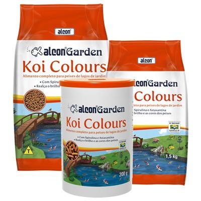 Alimento Alcon Garden Koi Colours 200g