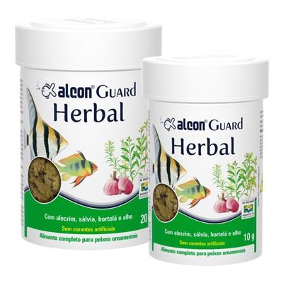 Alimento Completo Guard Herbal Para Peixes