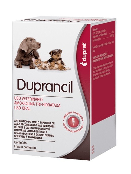 Amoxilina Duprancil Duprat 40g