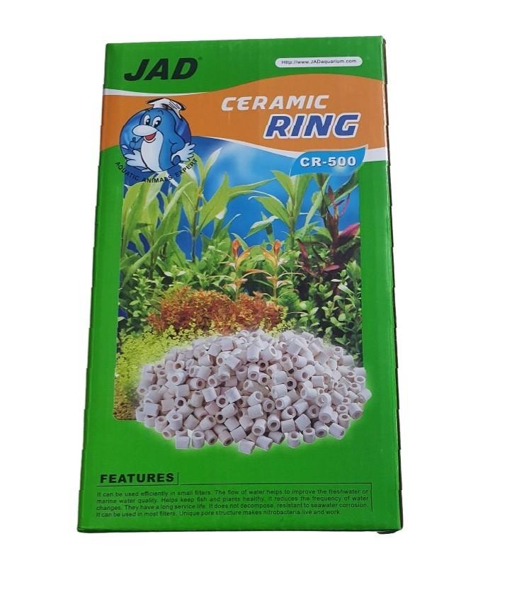 Anéis de Cerâmica JAD CR-500B 500g