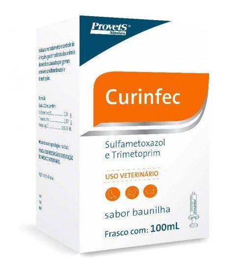 Antibiótico Provets Curinfec 100ml para Cães e Gatos
