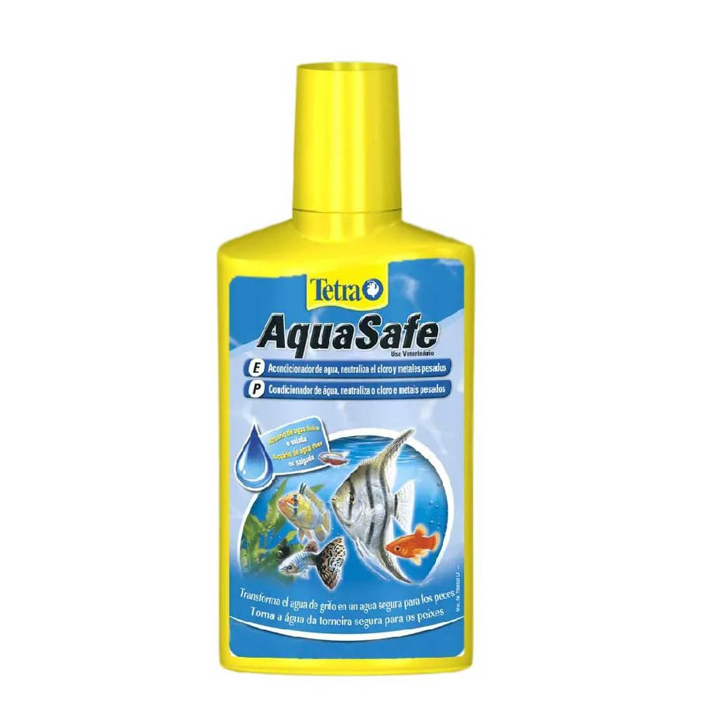 Aquasafe Water Conditioner 50ml